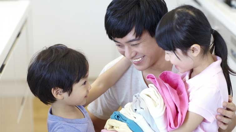 彭菊仙:不做家事的孩子,長大也難找到工作