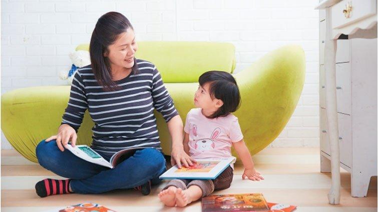 張淑瓊:如何養出主動愛閱讀的小孩