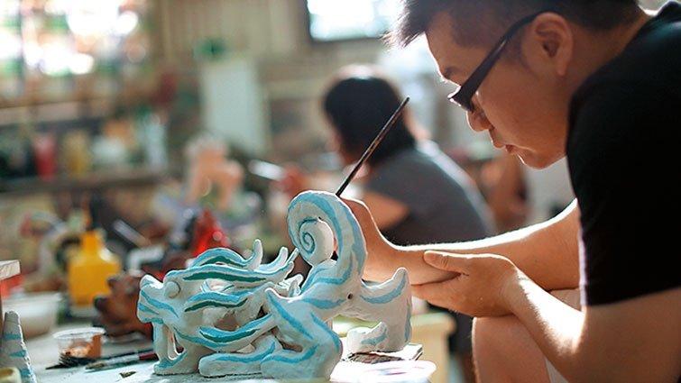 台南復育風獅爺 用想像力守護傳統文化