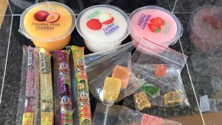 假糖果真毒品,中小學反毒策展震撼