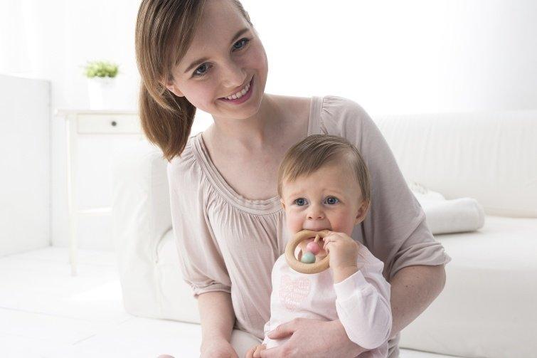 玩出寶寶的認知力、創造力與手眼協調力