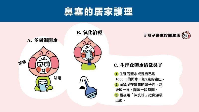 感冒要幾天才好?寶寶鼻塞如何處理?