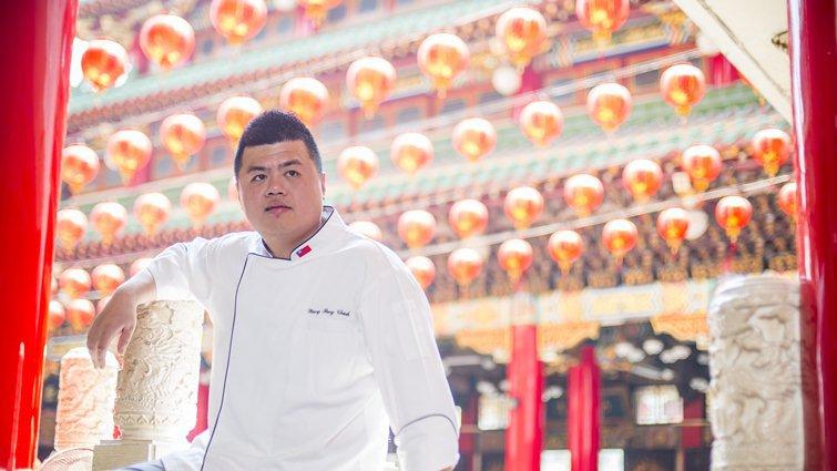 世界麵包大師冠軍王鵬傑 混過黑道今成吳寶春第二