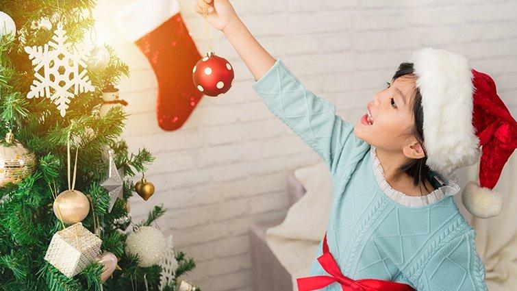 王淑芬:聖誕節摺紙指偶──聖誕樹篇