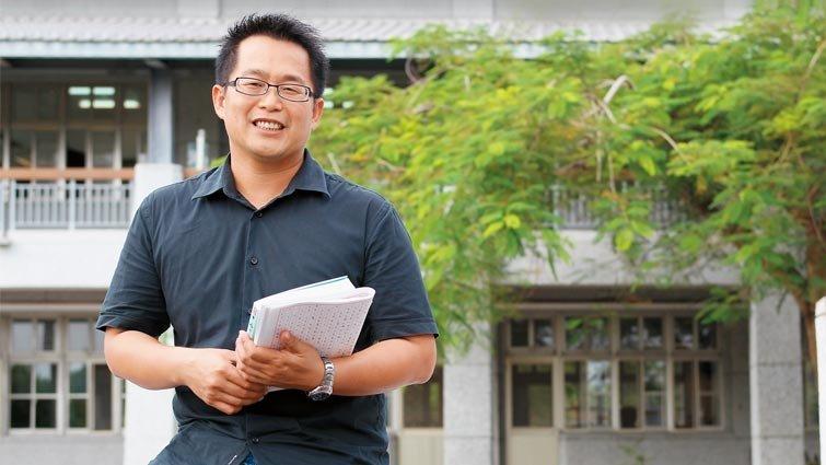 王政忠:「學習護照」找到改變的起點