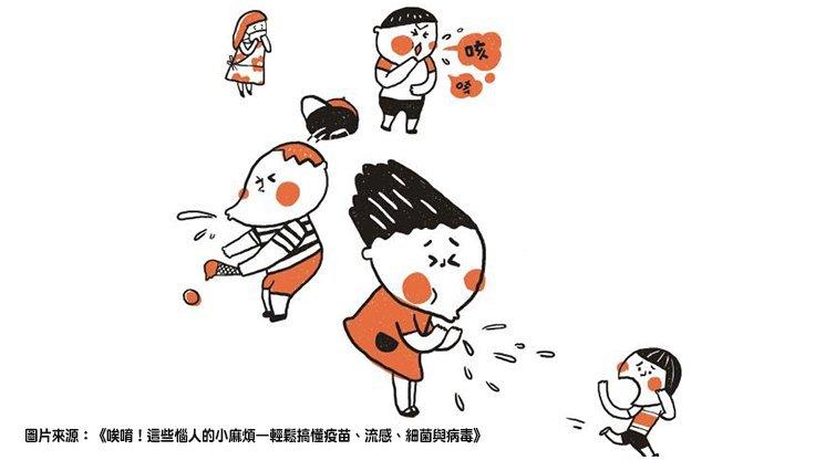 【黃瑽寧醫師專欄】病毒和嬰兒哮喘