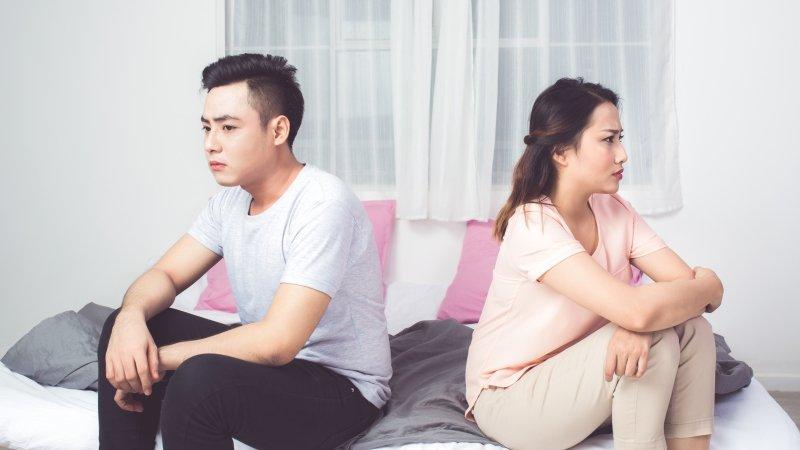 沒開口提離婚的人,不見得就比較重視婚姻
