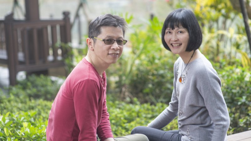 當薩提爾遇上小說家,李儀婷、許榮哲:溝通,不是為了改變對方