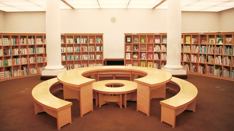 初訪上野公園:遇見日本第一座國立兒童圖書館