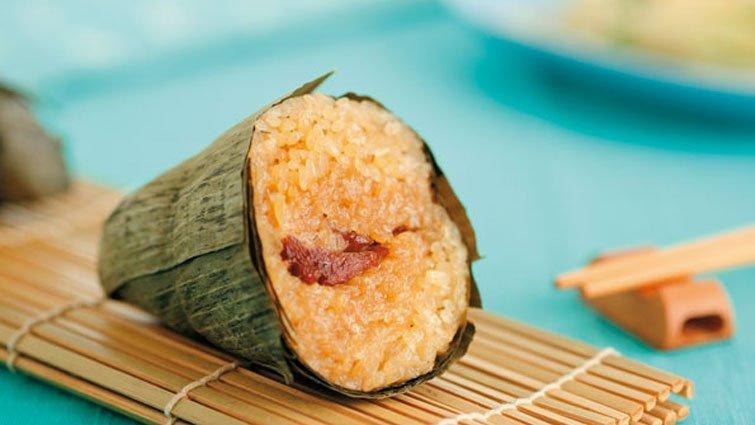 譚敦慈:林杰樑醫師最愛的無油養生粽