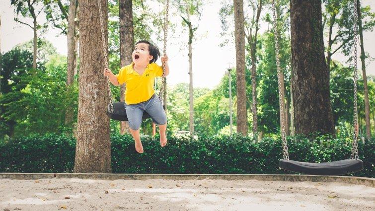 學齡前多活動,學齡後才定得住