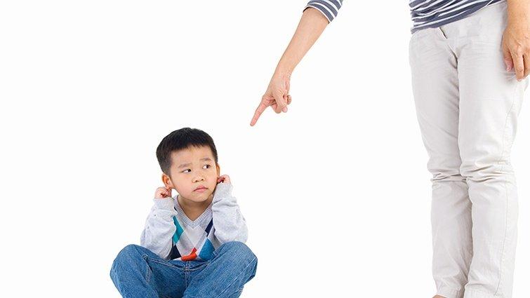 父母要在孩子面前接納自己