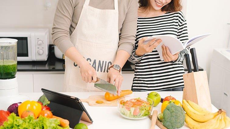 荷蘭式婆媳關係:不會煮飯沒關係,心意最重要