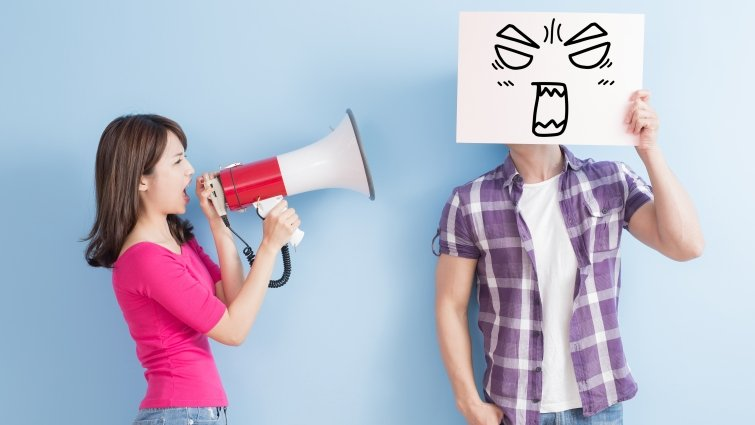 感情能愈吵愈好?檢核你和另一半的吵架是否正確
