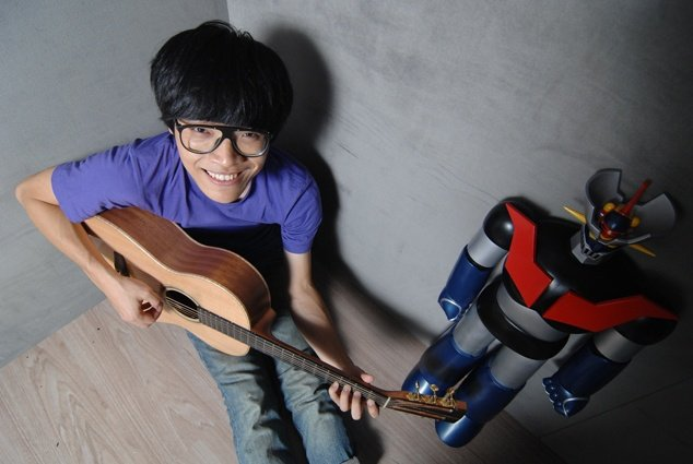盧廣仲:音樂是比較浪漫的科學