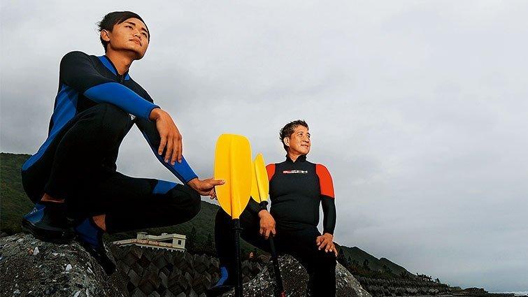 朱磊:那場冒險後,不再怕人生挑戰