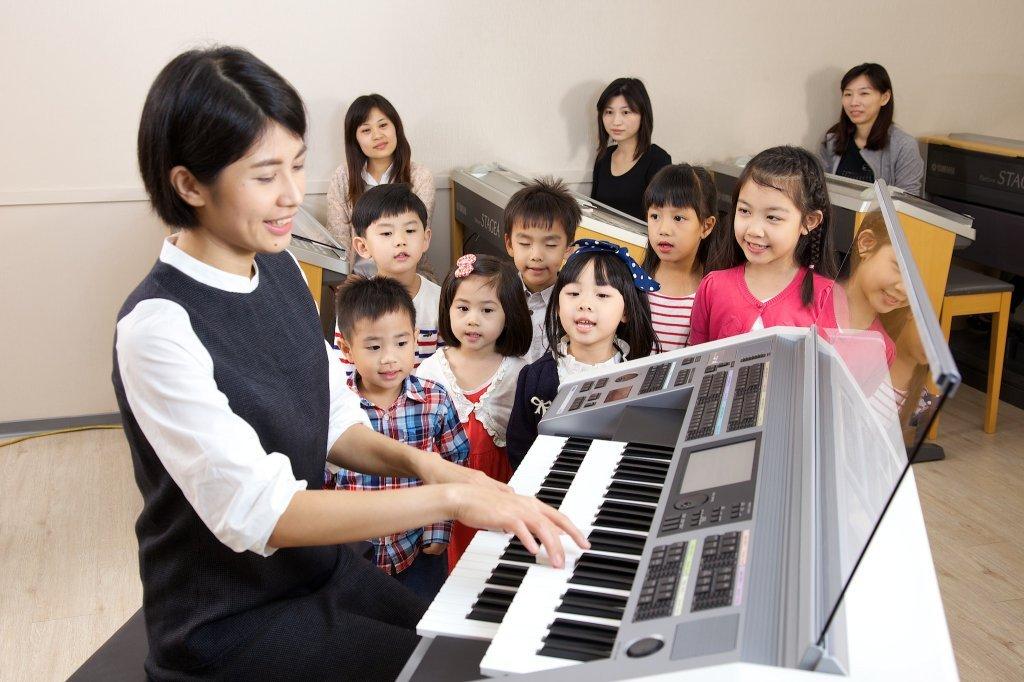 聽、唱、彈、讀、創作! Yamaha讓音樂提升孩子的專注力