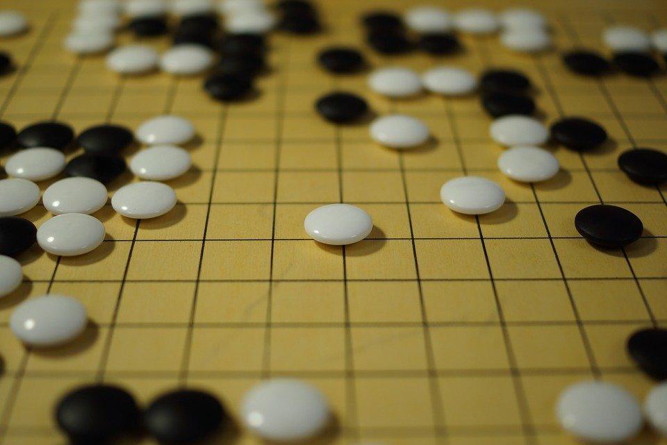陳安儀:格鬥棋王─用下棋來比喻人生