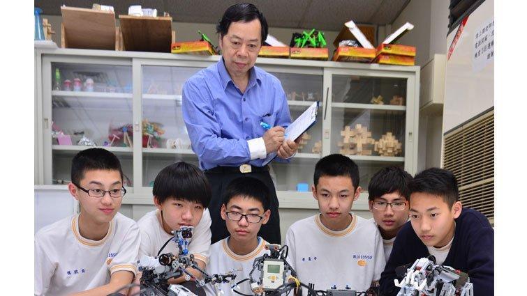 台北市景文高中國中部:雙軌升學讓每個人適性揚才