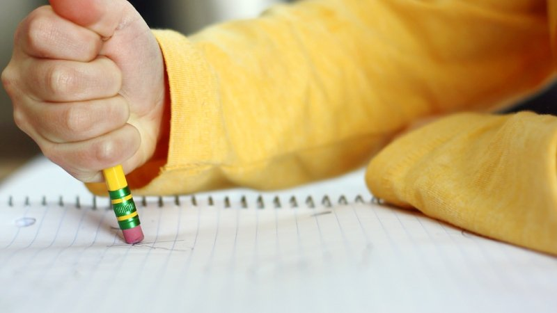 9成家長共同疑問:錯別字,為什麼孩子都檢查不出來?!