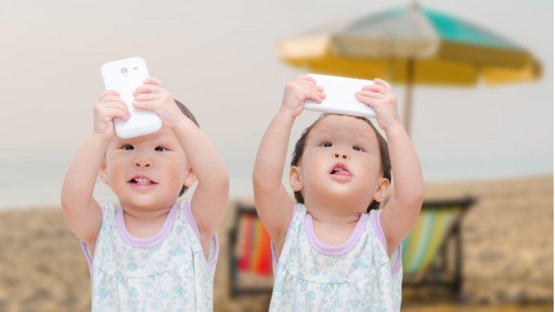 爸媽愛曬娃,請謹記四件事:孩子說不要就是不要