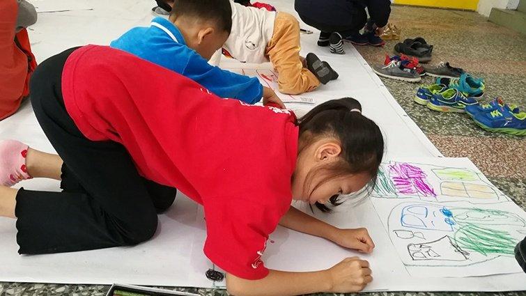 畫出心目中美好的家:童嘉老師新竹新書發表會