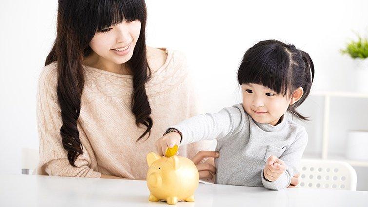 曾志朗:不要怕跟孩子談錢