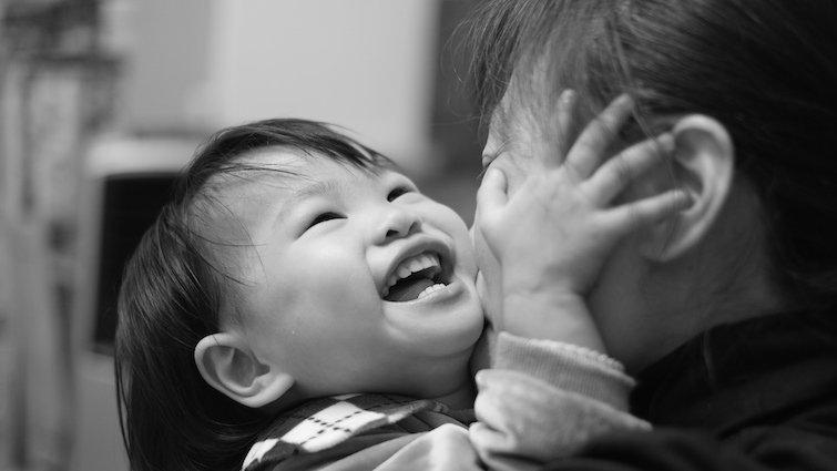 黃迺毓:父母才給得起的幸福