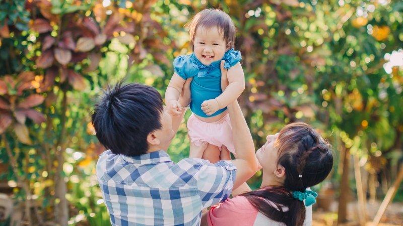 孩子一天需要多少活動量?父母該怎麼安排?