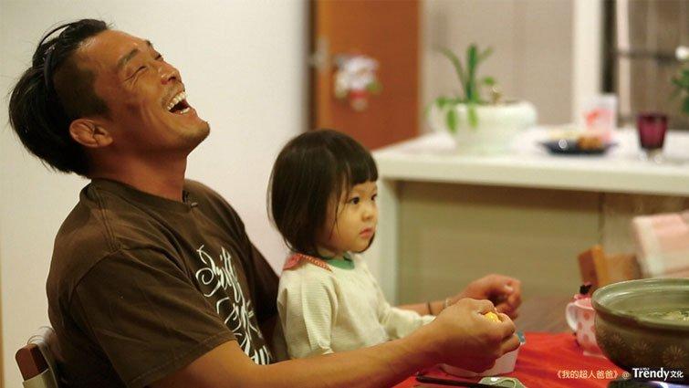 從孩子3歲到4歲,爸爸請成為這樣的超人!