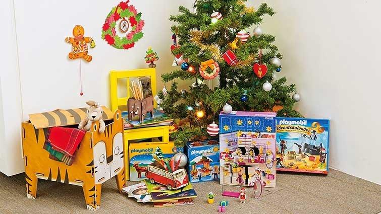 7件小物,帶孩子布置聖誕角落
