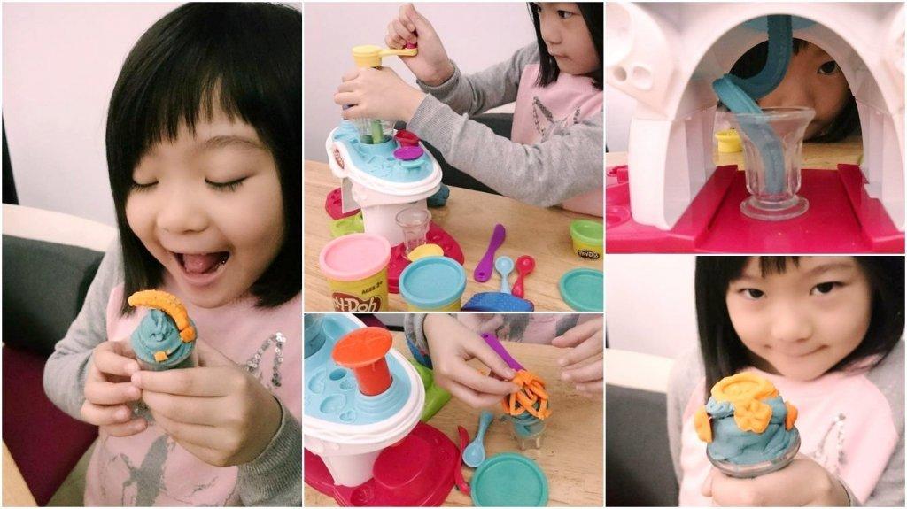 就是要玩!讓黏土帶領孩子開啟五感新體驗