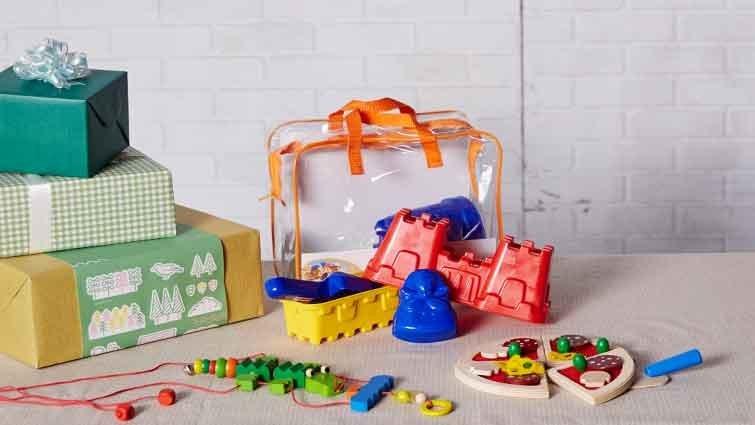 互動玩具,讓孩子開啟人際之旅