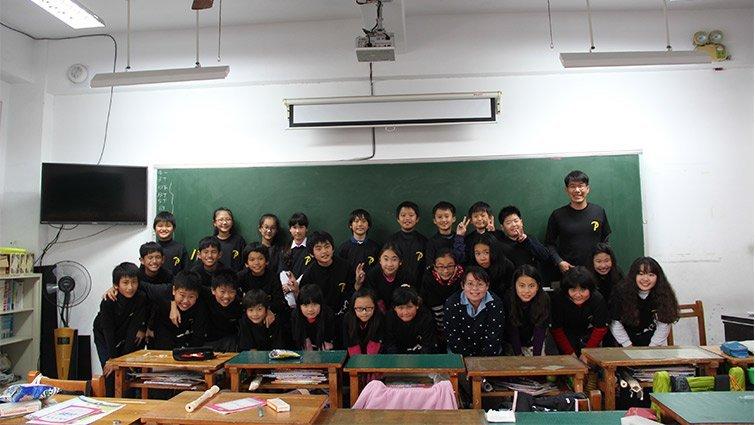 陳維民:玩與數學思考是創新的原點