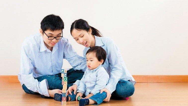 周育如:6種陪玩方法,取代手機養小孩