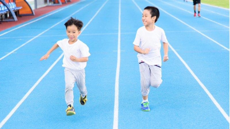 神奇15分鐘,蘇格蘭孩子每天跑一哩路的奇蹟