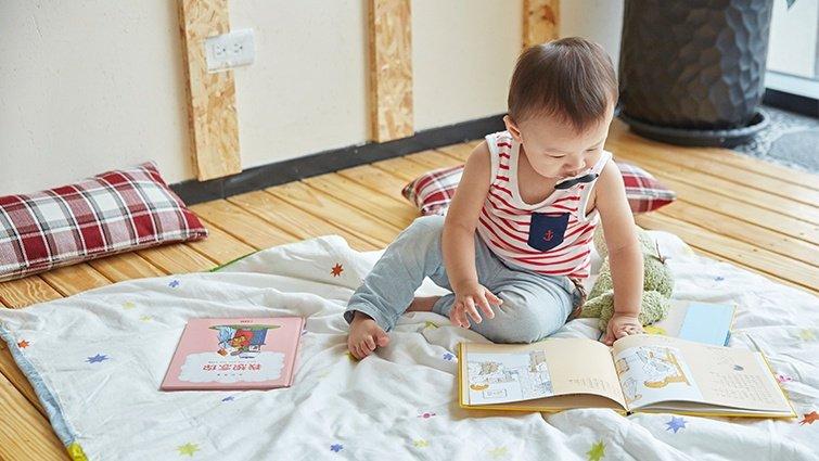 林真美:打開生命中最早的書