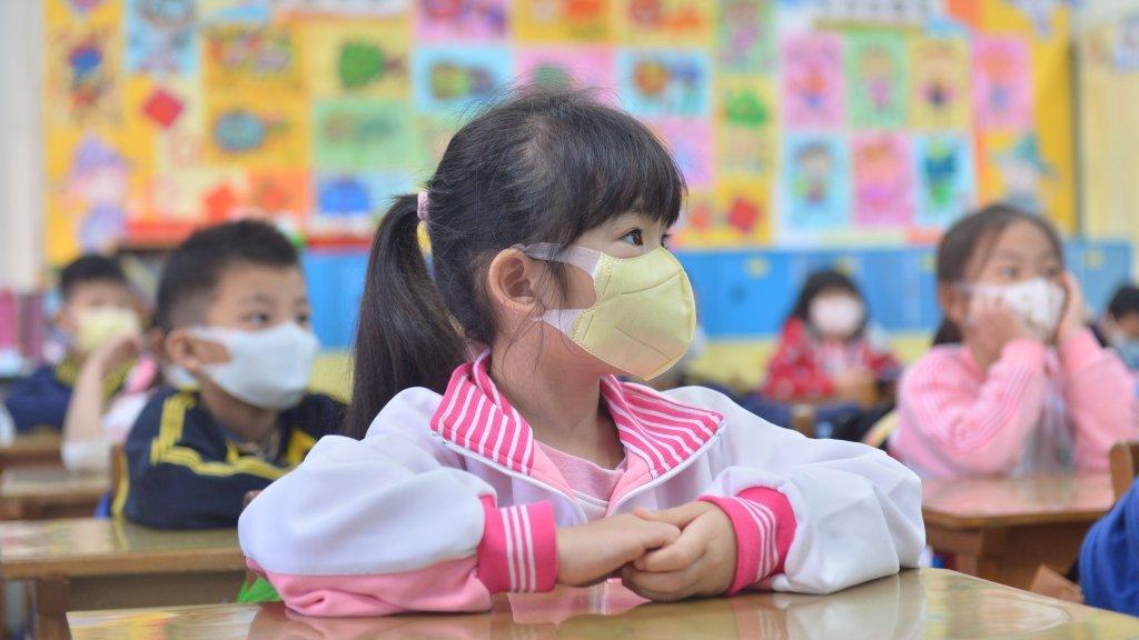 2/27起每日可買兒童口罩