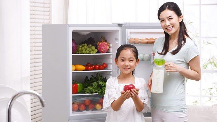 冰箱內部這樣擺,收納空間多一倍、食材保存更容易