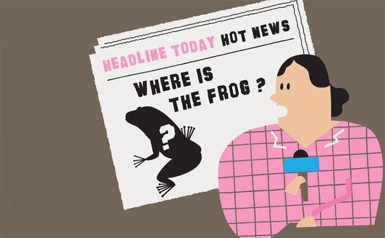 一群小學生開啟了世界蛙類保育運動