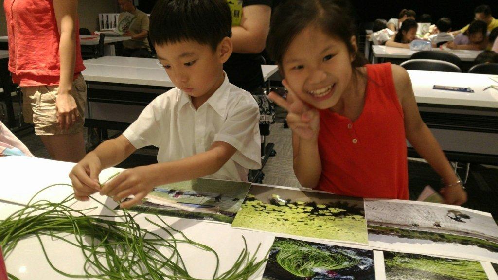 食農教育推廣故事活動- 傳遞食在地、鄉土情的意義,小孩大人都感動!