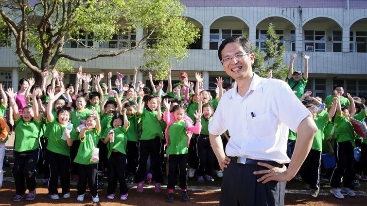 陳清圳:把有熱情的老師聚起來,創造15%的量變