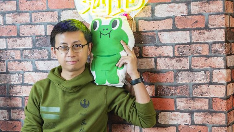 台北市議員、網紅呱吉:感情不只是選擇「人」還有選擇「生活方式」