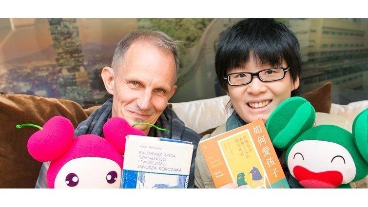 【專訪】林蔚昀:瞭解孩子,也要讓孩子瞭解父母
