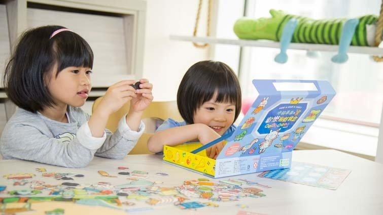 廖笙光:從孩子的想像力出發,在遊戲中引導孩子學習