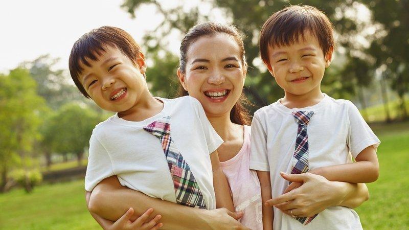 黃瑽寧:雙胞胎上學二三事