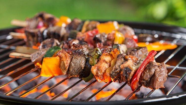 毒物醫師:中秋烤肉,要吃平日兩倍的蔬果