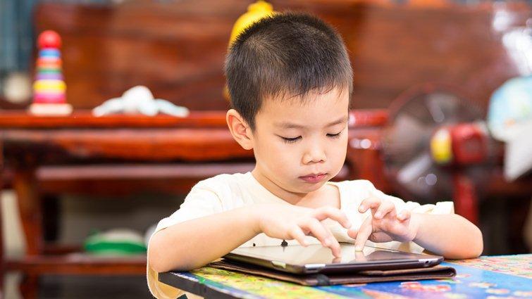 數位時代教養全攻略之2:給5歲以下幼兒的指南
