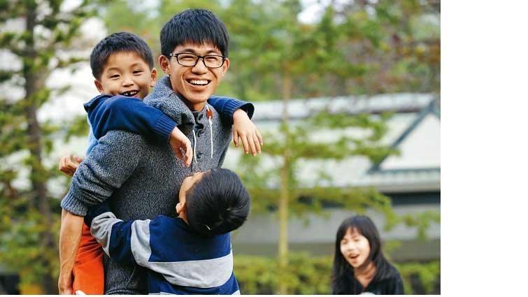 徐凡甘 15歲終生洗腎 和生命賽跑的阿甘老師