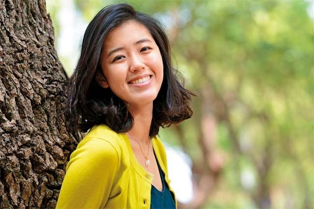 劉安婷:剝蒜頭專家—媽媽教會我恆毅力